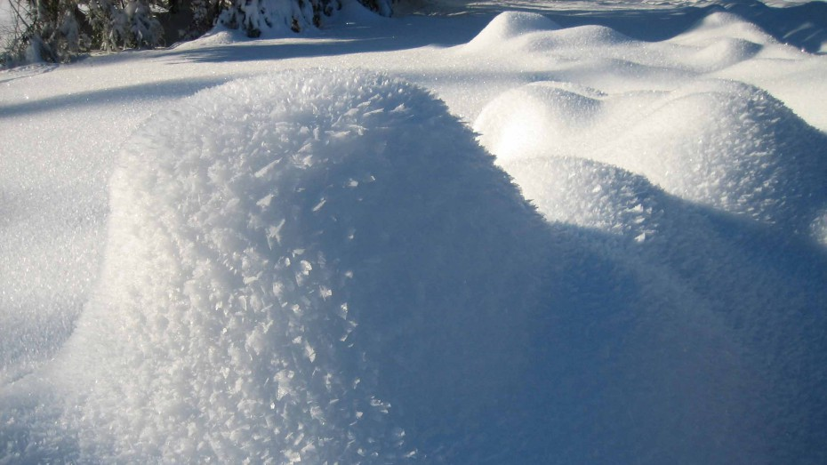 Winteridyll in Lenggries